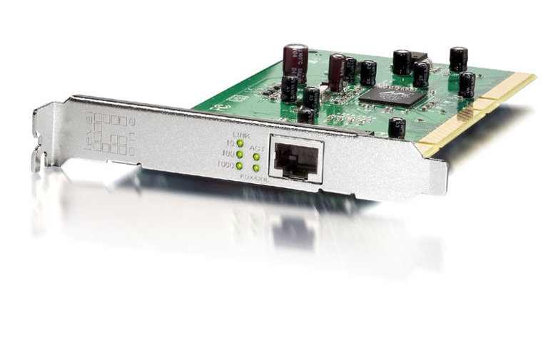 scheda di rete gigabit pcie