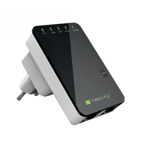 Nero Geniatech MyGica® WiTV Trasmettitore WiFi per Dtt TV